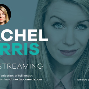 Review: Rachel Parris, Best Laid Plans (NextUp Comedy)