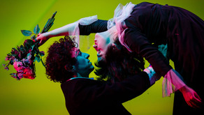 Review: The Flying Lovers of Vitebsk (Kneehigh & Bristol old Vic)