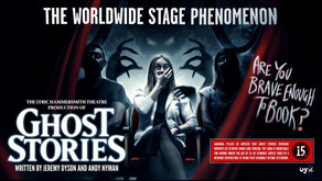 Review: Ghost Stories (Theatre Royal Brighton)