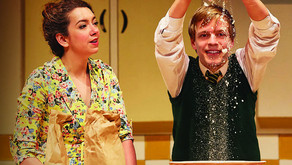 Review: Nigel Slater's Toast (Theatre Royal Brighton)