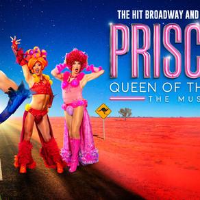 Review: Priscilla Queen of the Desert (Theatre Royal Brighton)