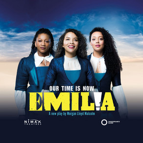 Review: Emilia (Shakespeare's Globe)