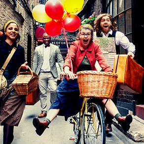 Review: 80 Days - A Real World Adventure (Underbelly Festival Southbank)