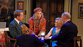 Review: Blithe Spirit (Theatre Royal Brighton)