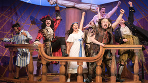Review: Peter Pan Goes Wrong (Theatre Royal Brighton)