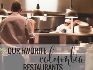 Columbia's Restaurants