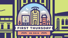 First Thursday on Main