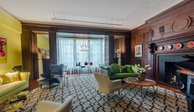 Architectural Digest Tour Kips Bay Show House