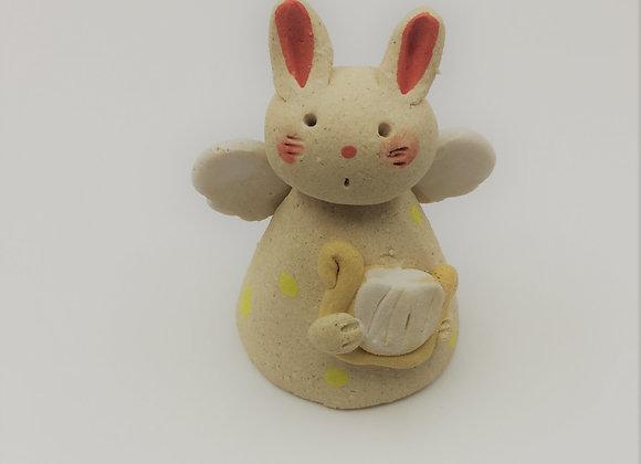 兔仔天使(琴) /Angel Rabbit (Y)