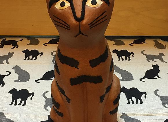 和紙貓貓 (啡色 /L) Paper Cat L (Brown)
