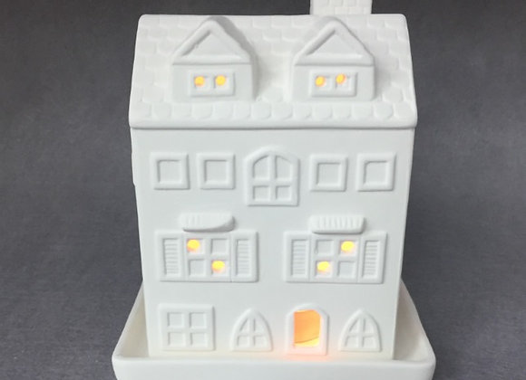 歐洲風蠟燭屋(Big Candle House)