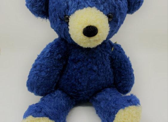 毛絨大熊(深藍) Plush Doll (Bear L)