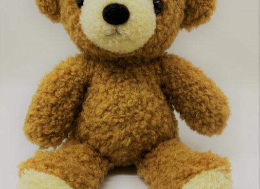 毛絨大熊(啡色) Plush Doll (Bear L)