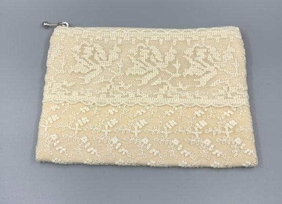 花邊刺繡袋(A1BE)
