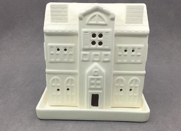 歐洲風蠟燭屋(Flat Candle House)