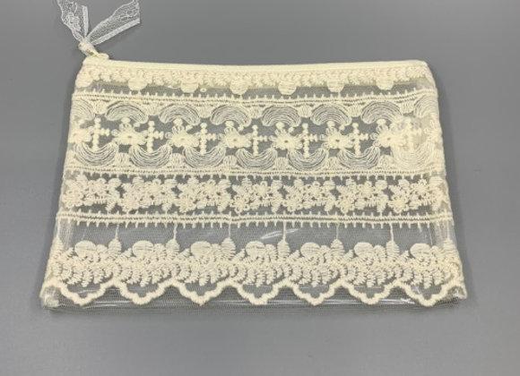 花邊刺繡袋(A2BE)