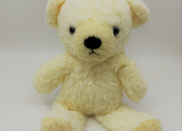 毛絨小熊 (米白) Plush Doll (Bear S)