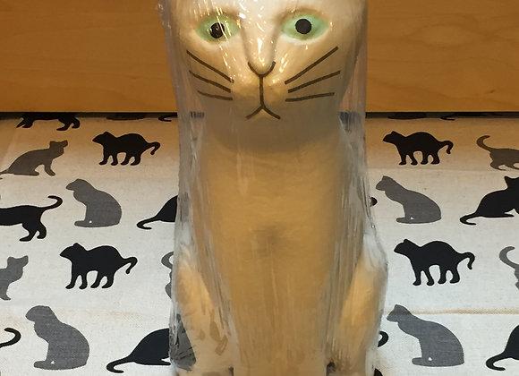 和紙貓貓(白色 / L) Paper Cat L (White)