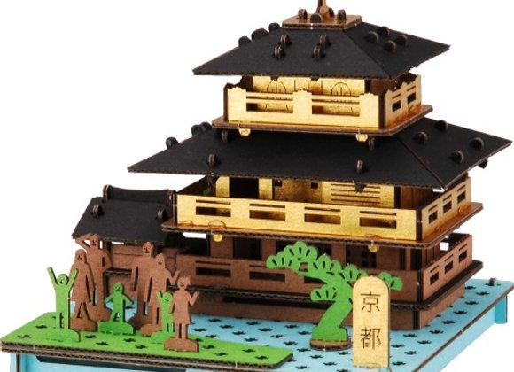 Kinkaku-Ji Kyoto Japan 京都金閣寺