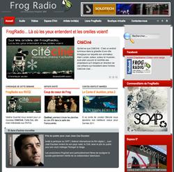 Juan José a Frog Radio