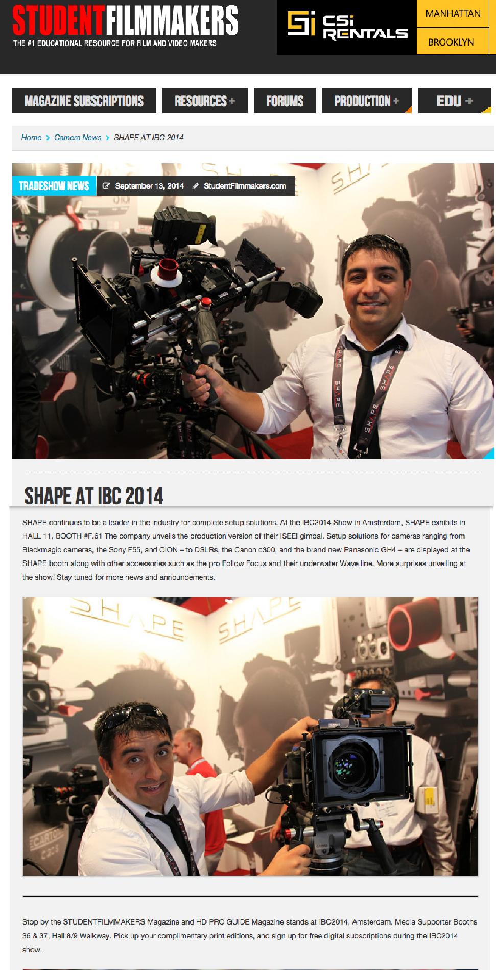 Student Filmmaker IBC2014.jpg
