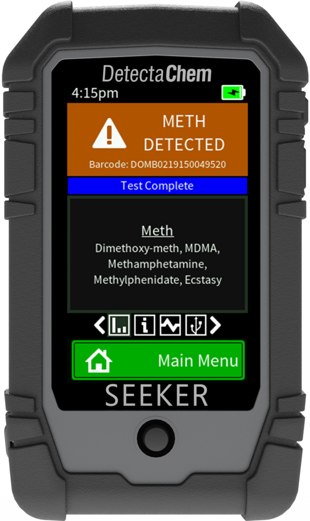 SEEKERe Drug Detection