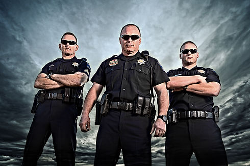Officers with their Bolles.jpg
