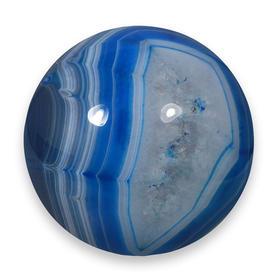 Agate - Blue Banded