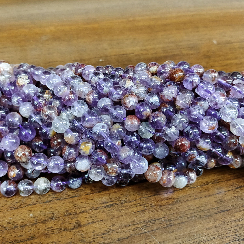 super seven stone bead