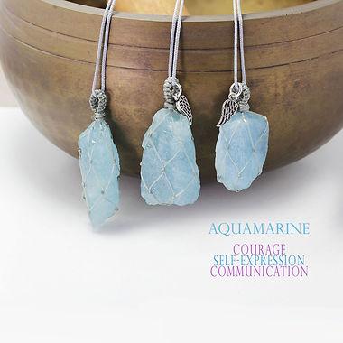 aquamarine stone necklaces.JPG