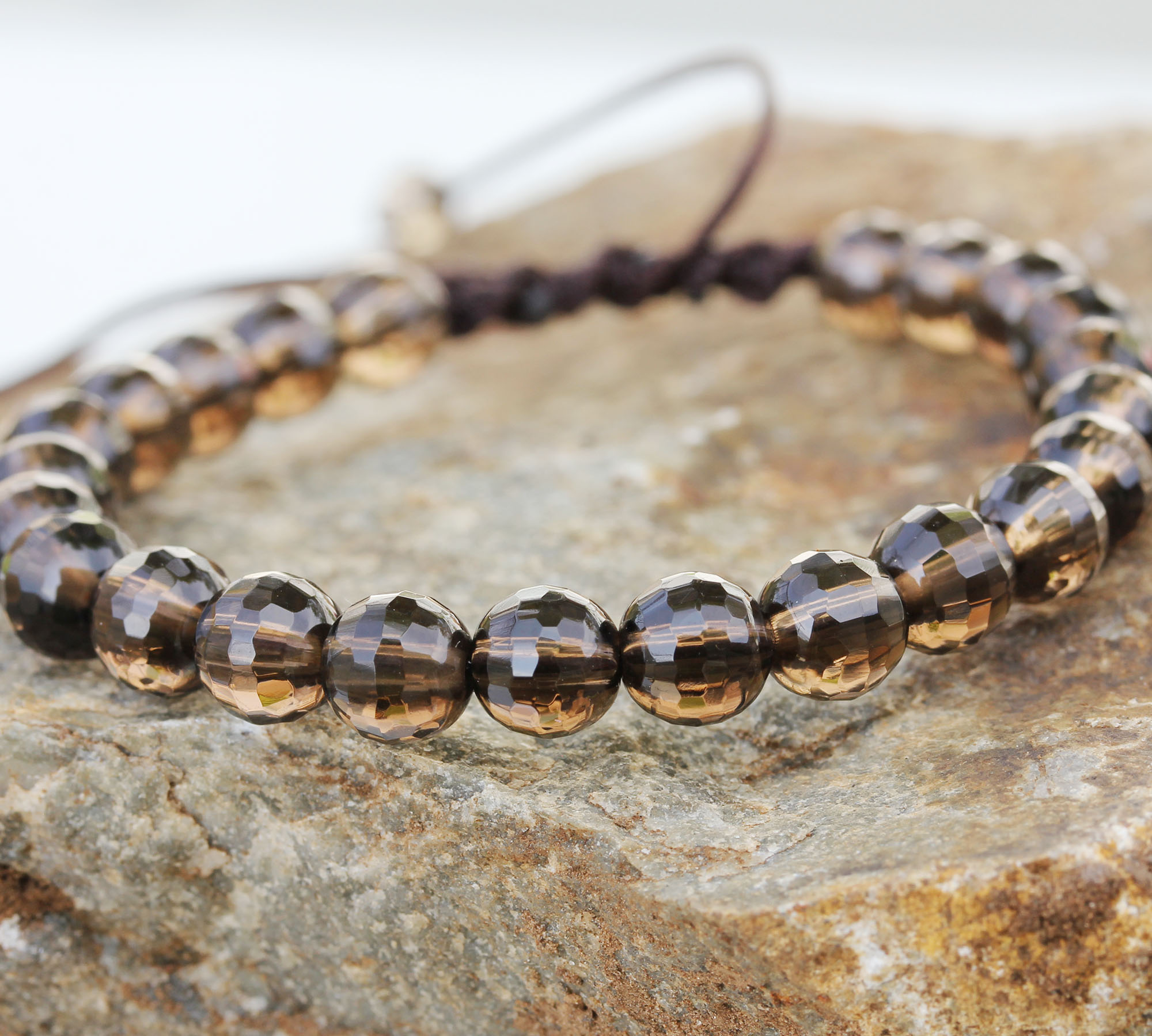 smoky quartz bracelet 3