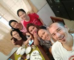 yoga retreat with hong kong group @baanreiki