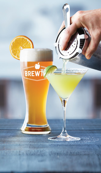 Perfect Margarita Pour & Brewtus