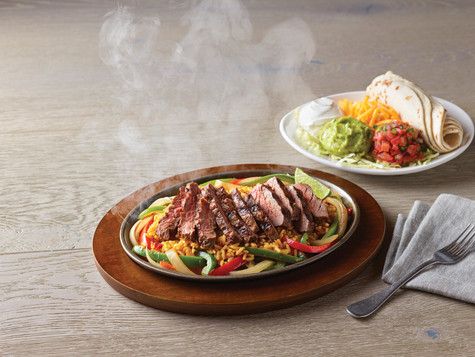 Fajitas Unsmothered Steak
