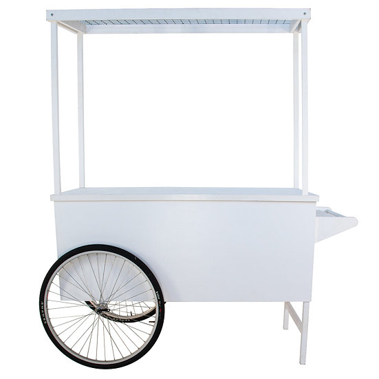 Custom Built Beverage Cart