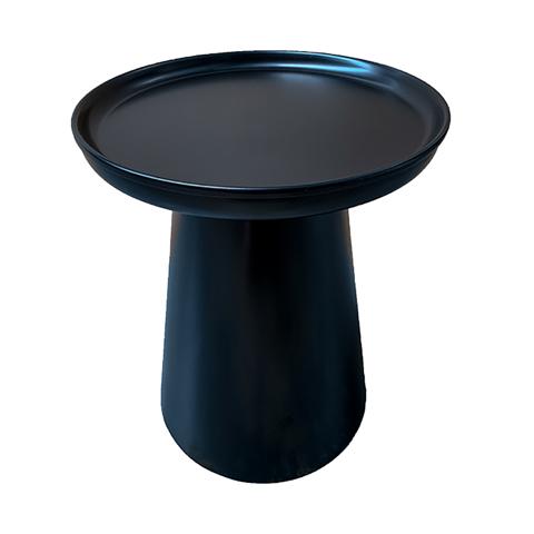 Coffee Table Black Mushroom
