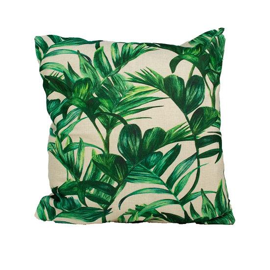 Cushion Palm Leaf