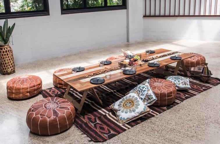 Rug Indoor Moroccan