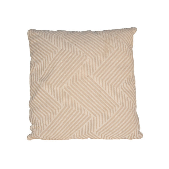 Cushion Beige Pattern