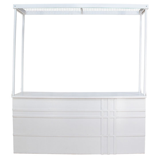 Bar Canopy - White