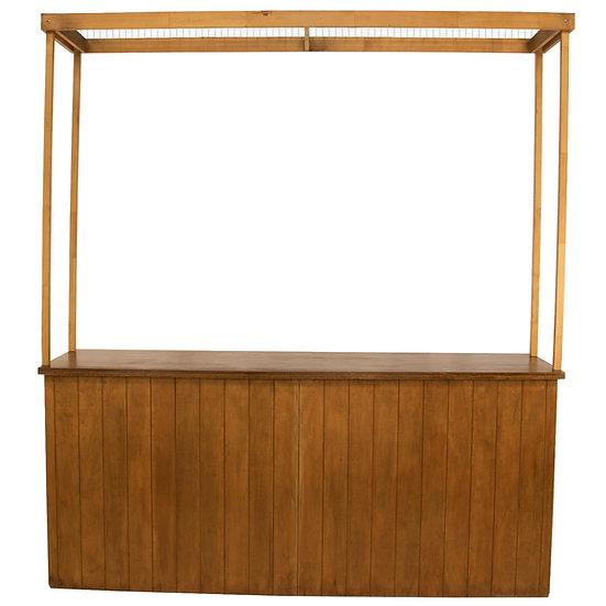 Bar Canopy - Timber