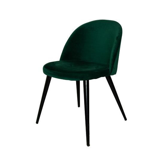 Chair Emerald Velvet