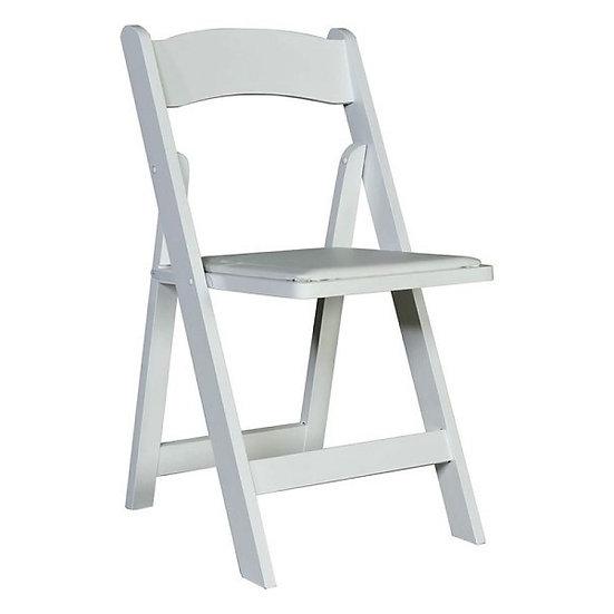 Chair White Americana
