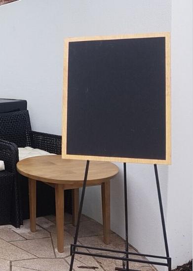 Blackboard w/ Oak Frame