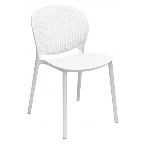 Chair White Pongo