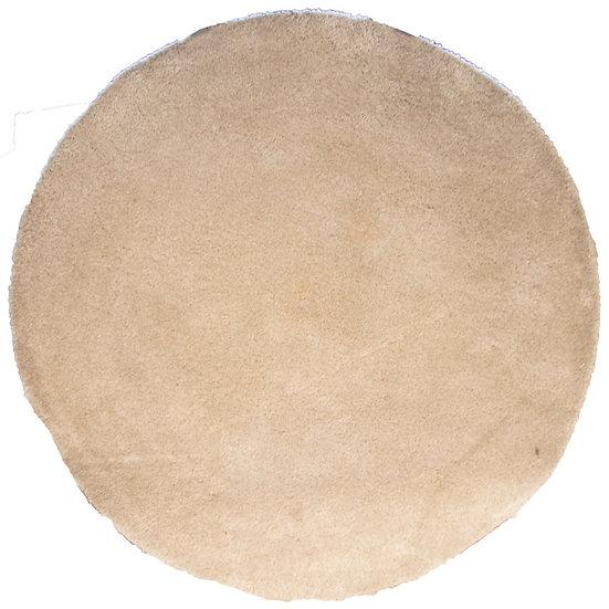 Rug Indoor Cream Round