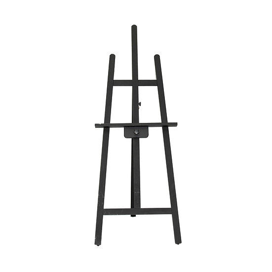Easel Black Timber