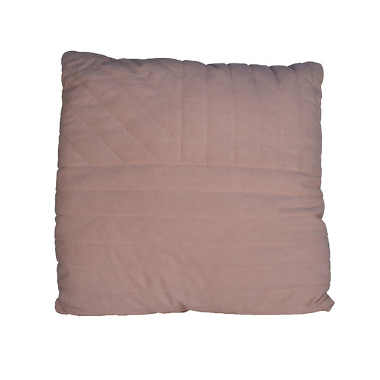Cushion Pink Quilted
