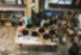 Brandition, Workshop 4104, Custom Build, Build stools