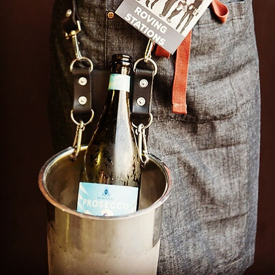 Roving Drinks Station - Holstered Ice Bucket